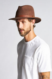 Messer Fedora Bison