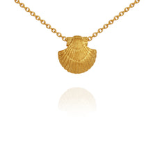 Load image into Gallery viewer, Temple of the sun - Sia Necklace - Gold