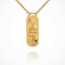 Load image into Gallery viewer, Neri Locket - Necklace Gold