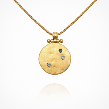 Load image into Gallery viewer, Agni - Necklace Gold