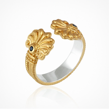 Load image into Gallery viewer, Isabel - Ring Sapphire Gold