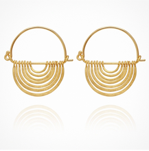 Load image into Gallery viewer, Baye - Earrings Gold
