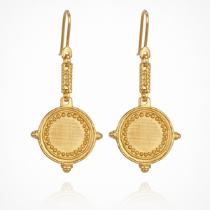 Celia - Earrings Gold