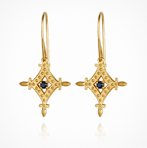 Corin - Earrings Gold
