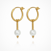Load image into Gallery viewer, Daria - Earrings Gold