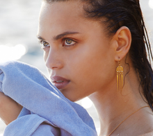 Load image into Gallery viewer, Zahleh - Earrings Gold