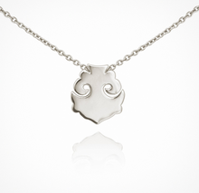 Load image into Gallery viewer, Temple of the Sun - Alma - Necklace Silver