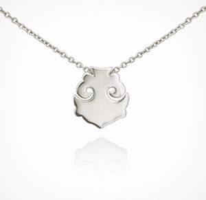 Temple of the Sun - Alma - Necklace Silver