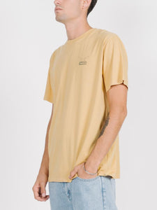 Thrills - Landed Merch Fit Tee Heritage Yellow