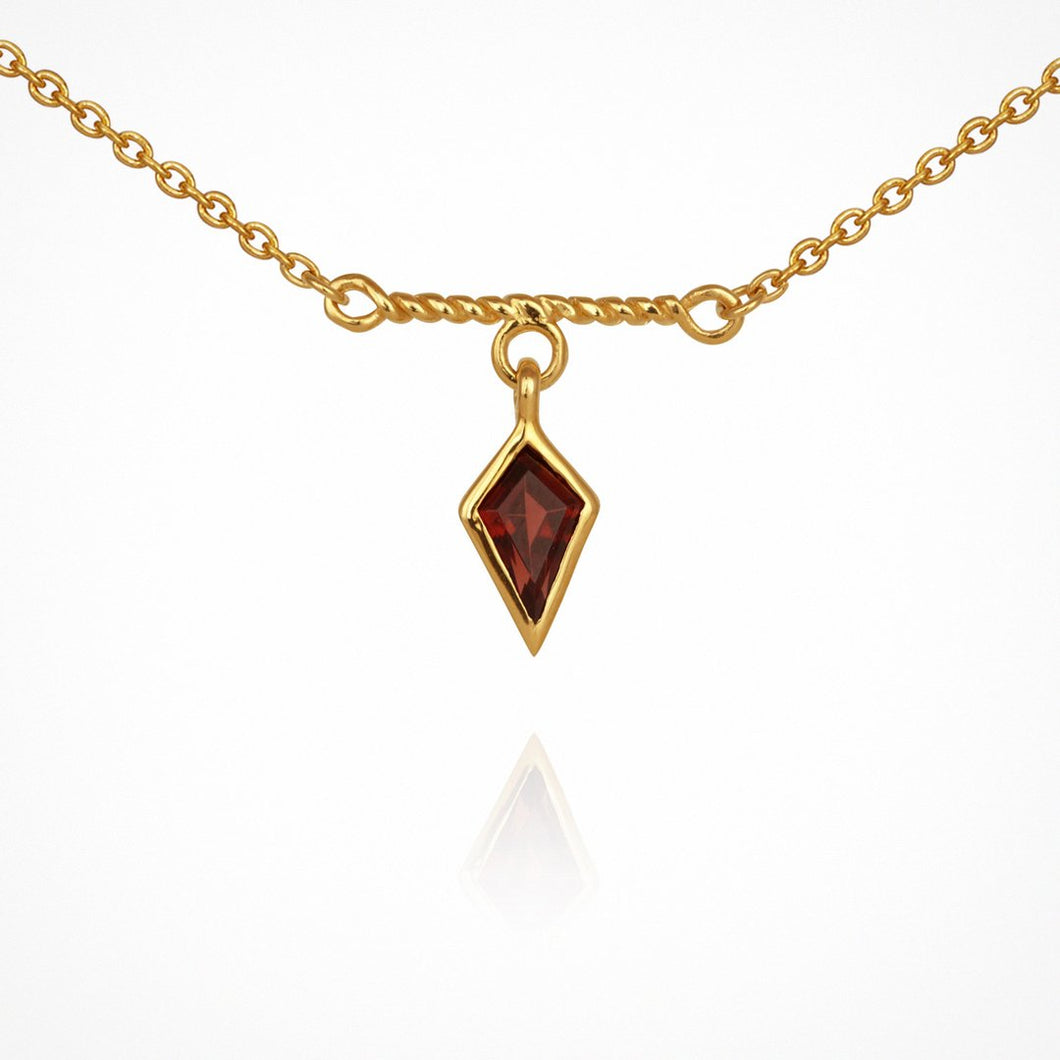 Tulli - Necklace Gold
