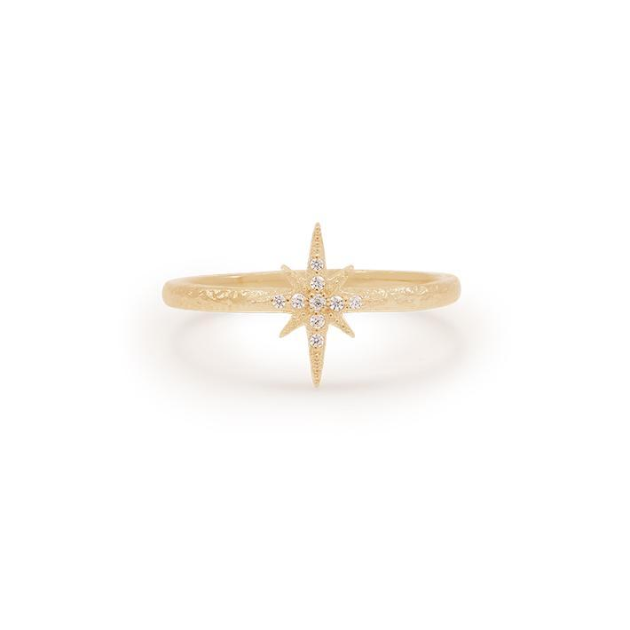 By Charlotte - Starlight Ring