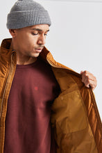Load image into Gallery viewer, Brixton - Cass Puffer Jacket Copper
