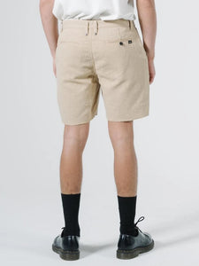 Thrills - Endless Thrills Chopped Chino Short - Washed Tan