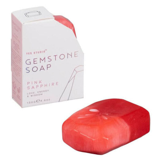 PINK Yes Studio Gemology Soap Bar