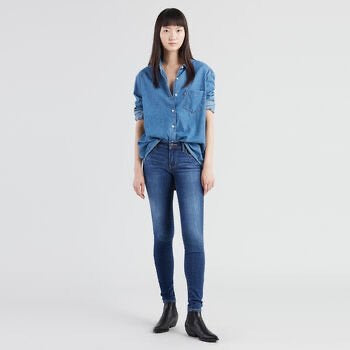 Levi's - 710 Super Skinny Math Club