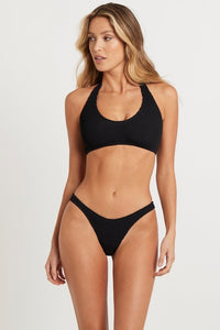 Bound Swimwear- The Samira Top - Black