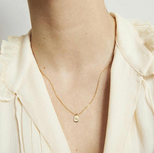 Jolie & Deen - Blake Necklace Stirling Silver