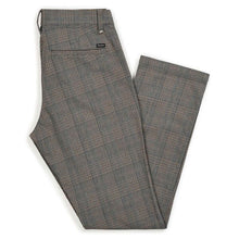 Load image into Gallery viewer, Brixton - Reserve Chino Pant Grey Plaid