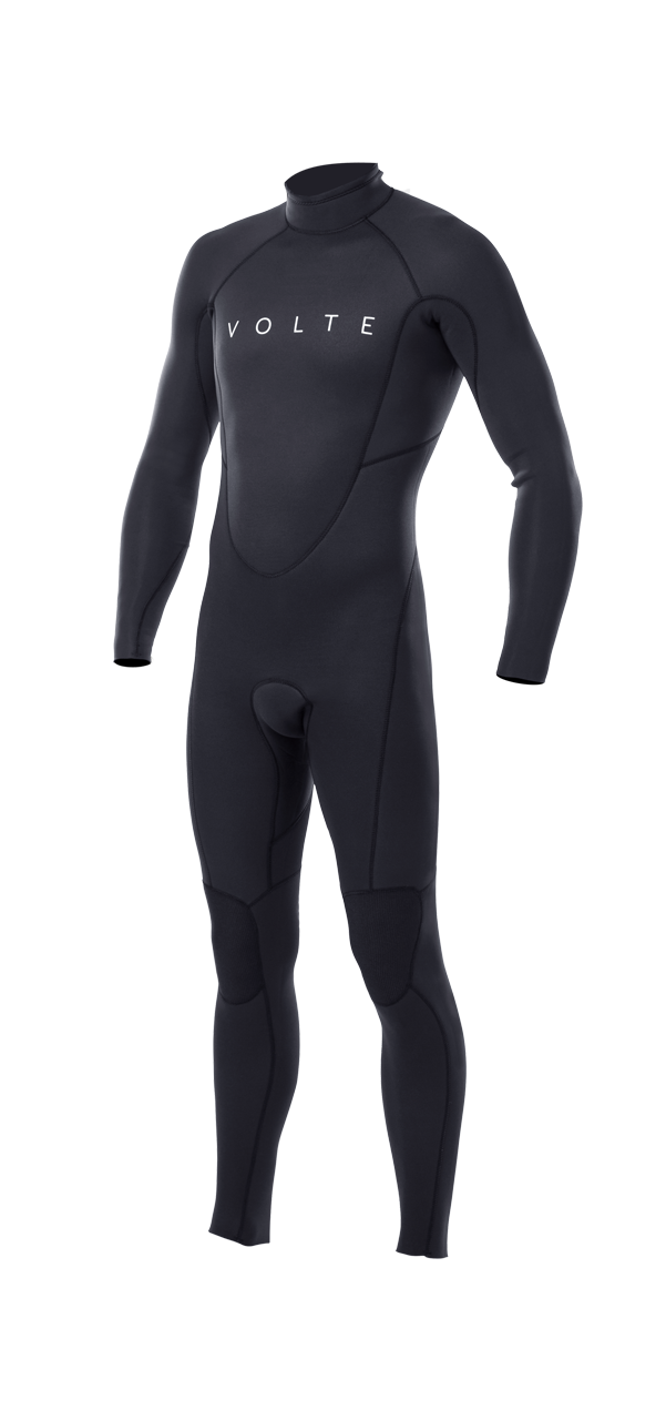 Volte - Vital Men's 3/2mm Back Zip Steamer wetsuit