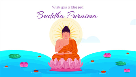Buddha Purnima Social Video