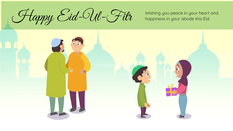 Eid ul Fitr Social Video