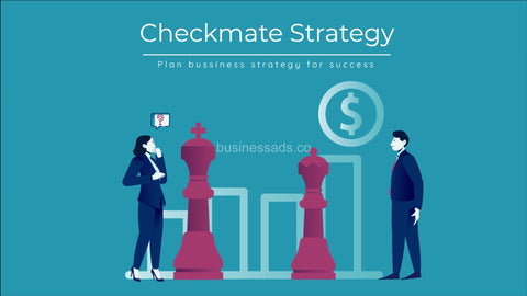 Checkmate Strategy Social Video