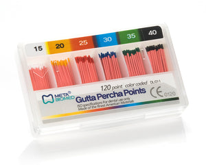 Gutta Percha Points 02T (Sliding Box)