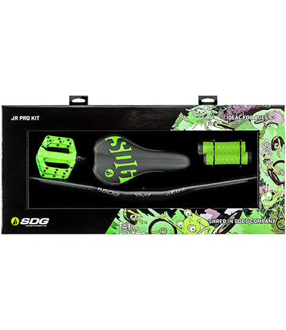 Jr Pro Kit - Green