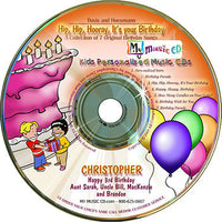Hip, Hip Hooray! It's Your Birthday - MyMusicCD.com