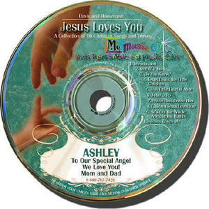 Jesus Loves You - MyMusicCD.com