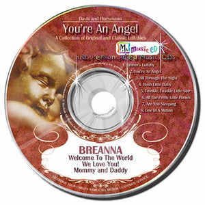 Lullaby CD - MyMusicCD.com  - 1