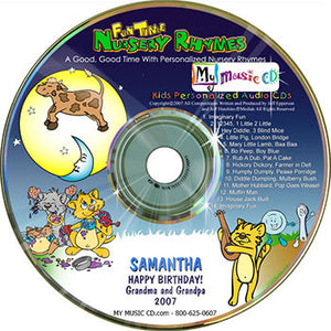 Fun Time Nursery Rhymes - MyMusicCD.com  - 1