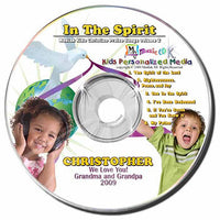 In The Spirit - MyMusicCD.com