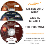 Listen & Obey Bible Stories