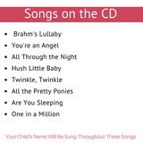 Lullaby CD - You're an Angel