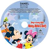 Mickey Mouse Sing Along