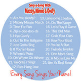 Mickey Mouse Sing Along - MyMusicCD.com - 2