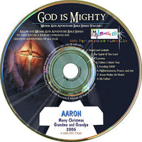God Is Mighty Bible Stories - MyMusicCD.com