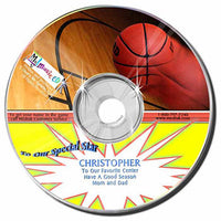 Basketball Play-By-Play - MyMusicCD.com