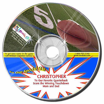 Football Play-By-Play - MyMusicCD.com