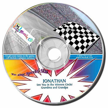 NASCAR Play-By-Play - MyMusicCD.com