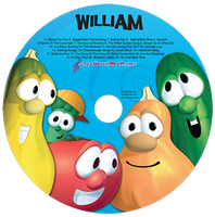 Veggie Tales Silly Songs