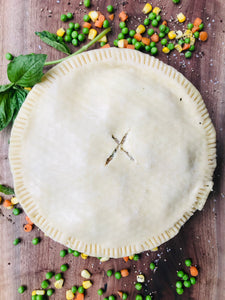 "9"" Smoked Chicken Pot Pie"