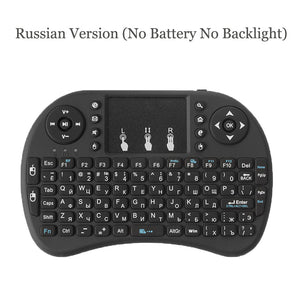 Wireless Keyboard Air Mouse