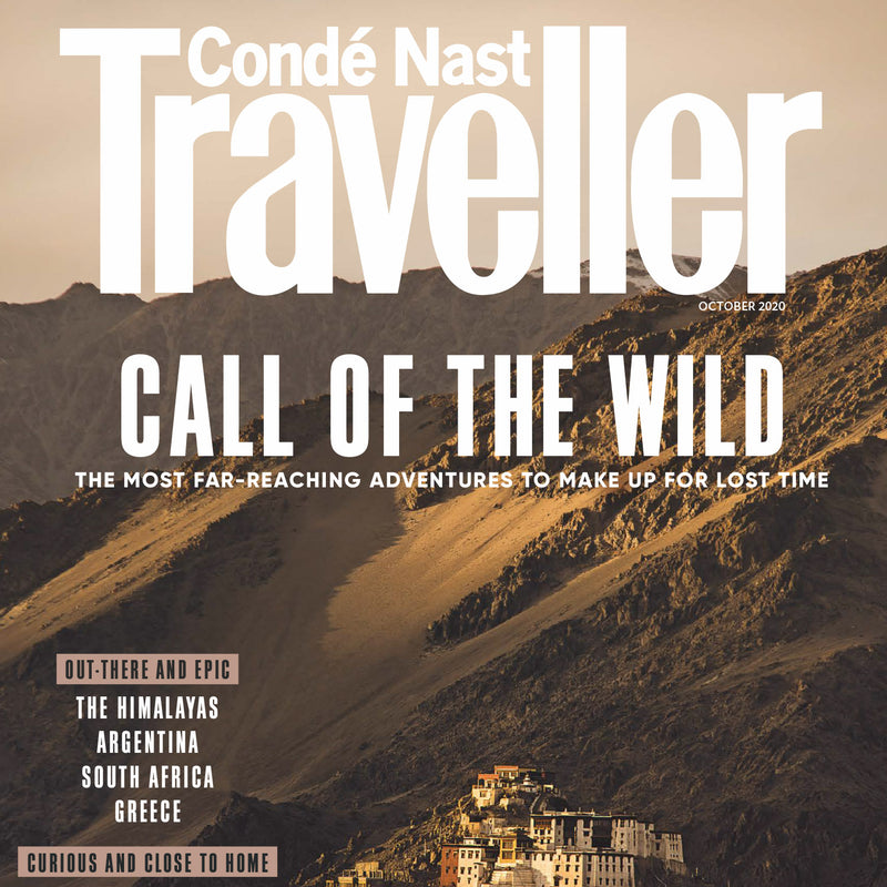 Conde Nast Traveller October 2020