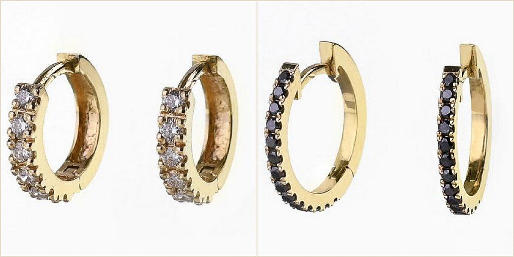 Jewelry Trends 2020 Diamond Huggie Earrings