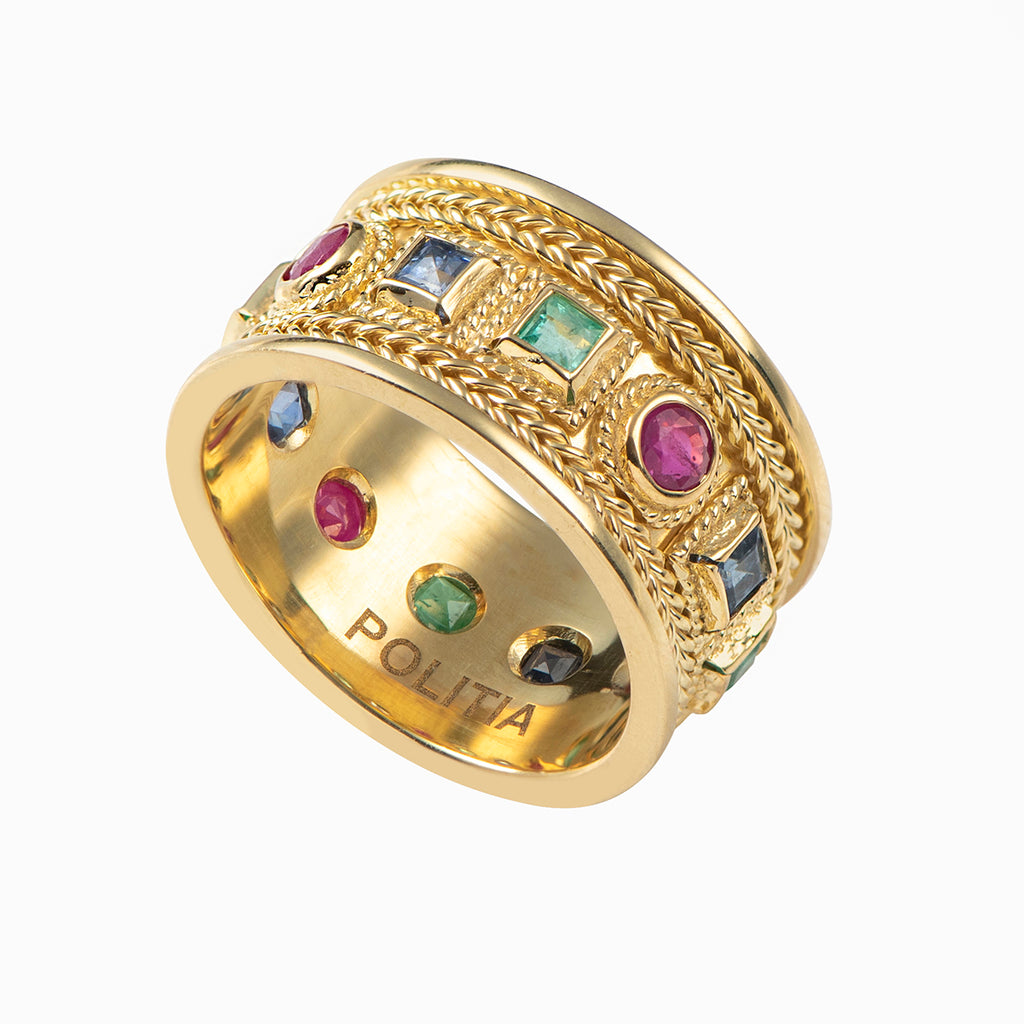 The 'Queen's' Byzantine Ring