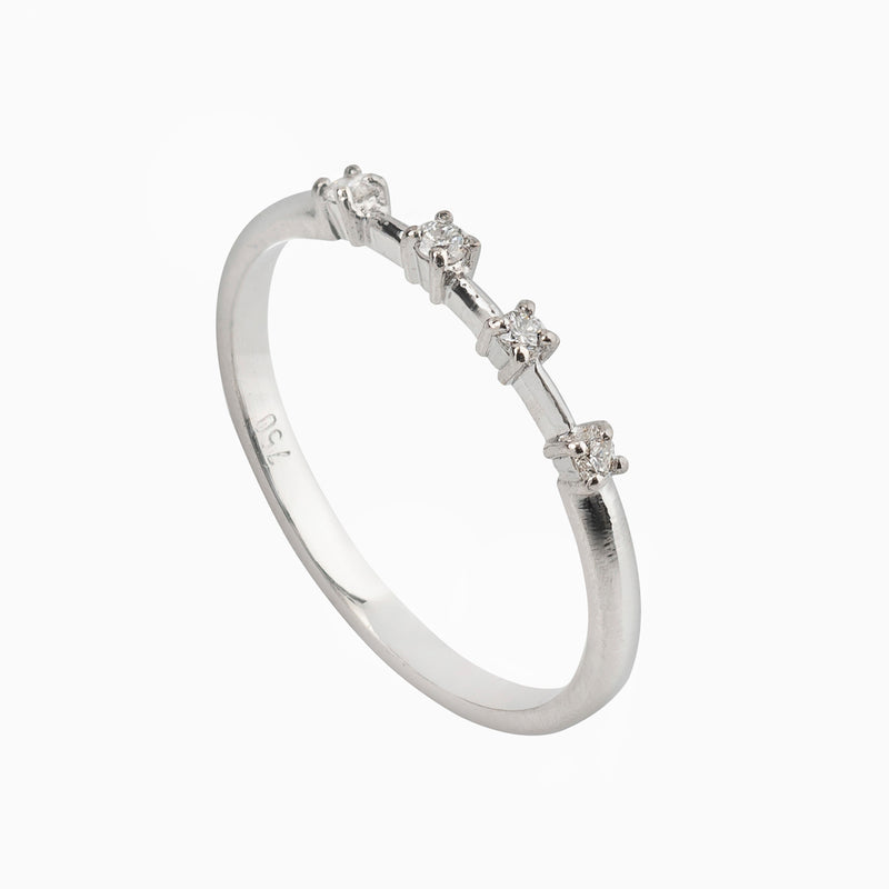 Diamond Bezel Bracelet