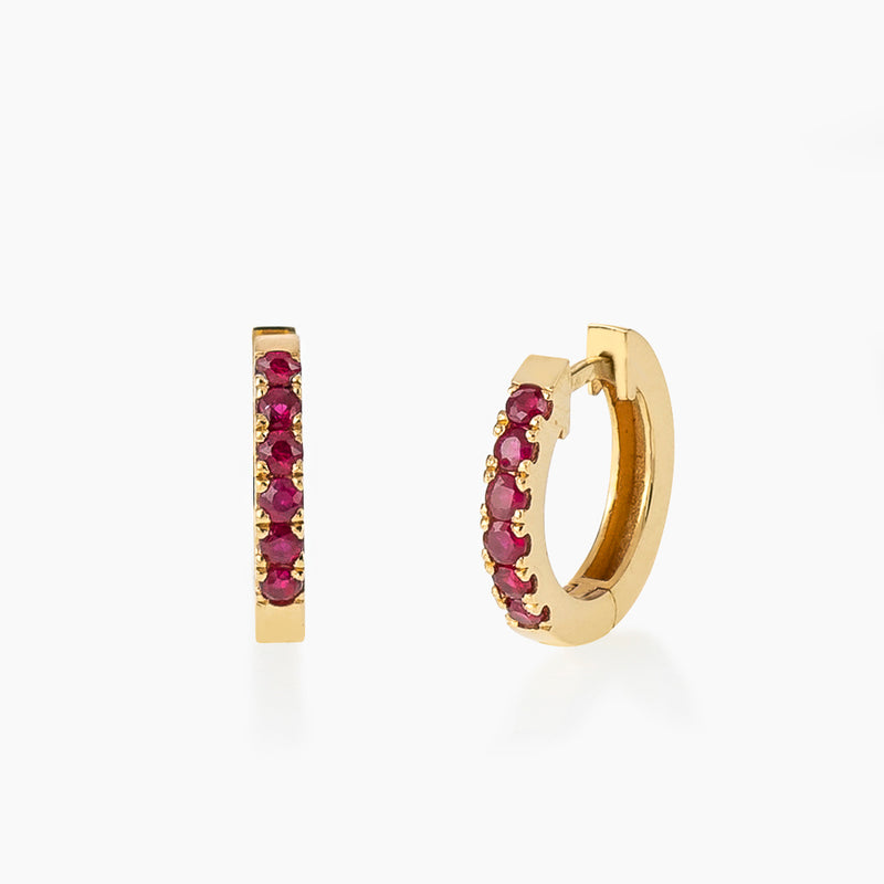 Pave Ring|Pink sapphire and Brown Diamonds