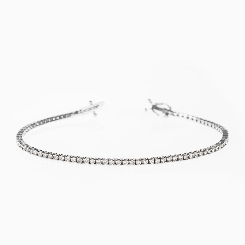 3-Bezel Diamond Shaker Chocker
